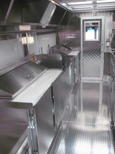 FOOD TRUCK  WAGON