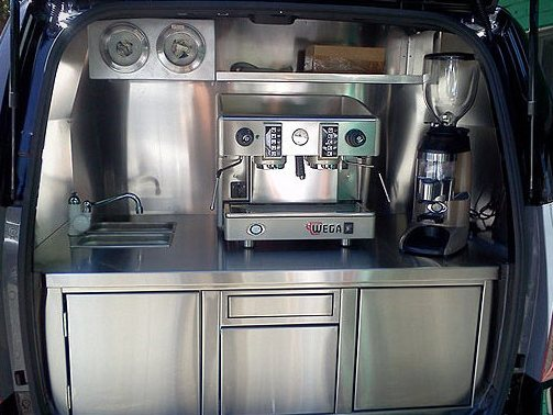 MOBILE  COFFEE  SHOP