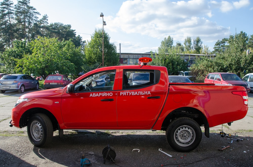 L200 Emergency and Rescue